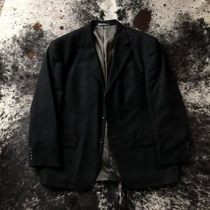 Vintage Oscar De La Renta Mens Blazer 44 S